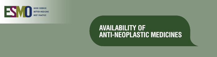 AntiNeoplastics Medicines Availability study banner